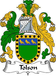 Tolson Family Crest