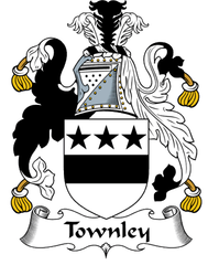Townley family crest