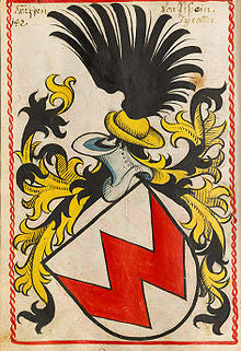 Trapp family crest