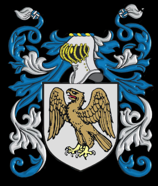 Turland family crest