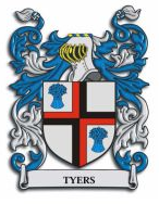 Tyers family crest