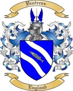 Ventress family crest