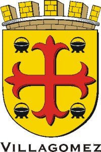 Villagomez family crest
