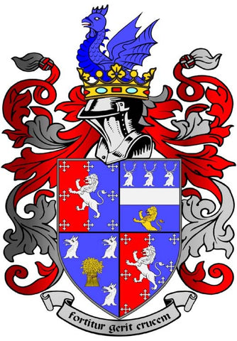 Hely-Hutchinson coat of arms