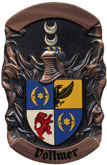 Vollmer family crest