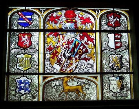 Heraldry in Wales part 1