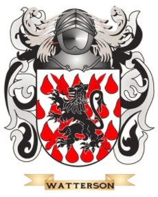 Watterson family crest