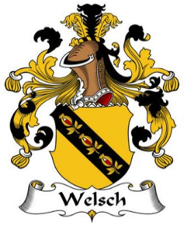 Welsch family crest