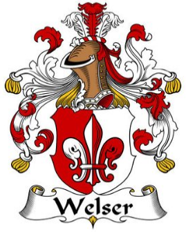 Welser family crest