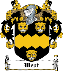West family crest