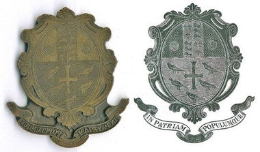 Westminister school coat of arms