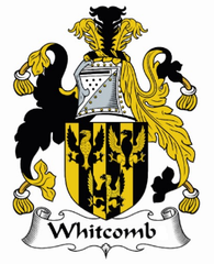 Whitcomb family crest