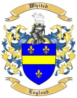 Whited family crest