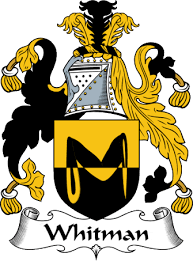 Whitman family crest