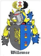 Willemse family crest