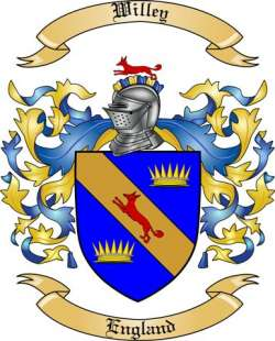 Willey family crest
