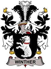 Winther family crest