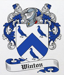 Winton family crest