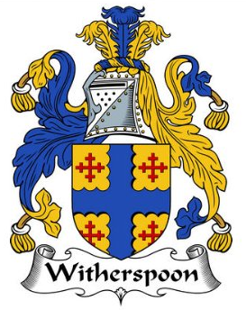 Witherspoon family crest