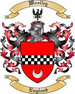 Woolley family crest