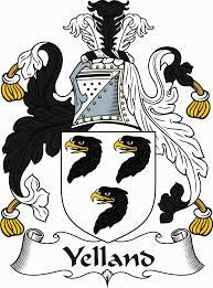 Yelland family crest