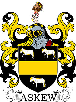 Askew family crest