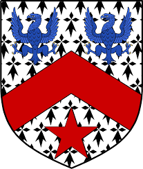 Fownes family crest