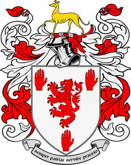 Geoghan family crest