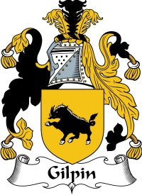 Gilpin family crest