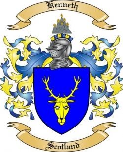 Kenneth family crest