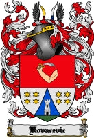 Kovacevic family crest