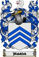 Newkirk family crest