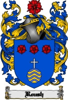 Roush family crest