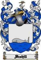 Scahill family crest