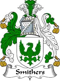 Smithers family crest