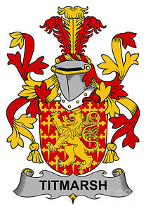 Titmarsh family crest