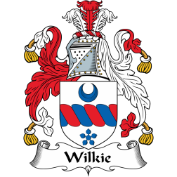 Wilkie Family Crest