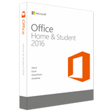 Microsoft Office 2016 Home & Student PKC (deutsch)