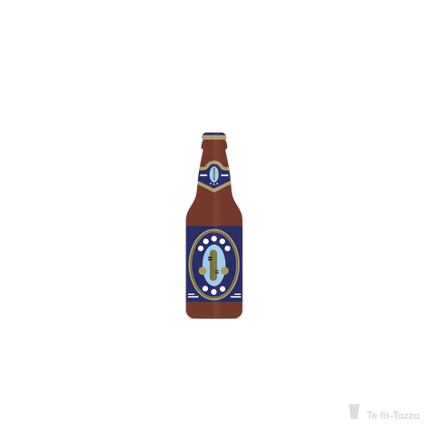 Blue Ale Malta Element