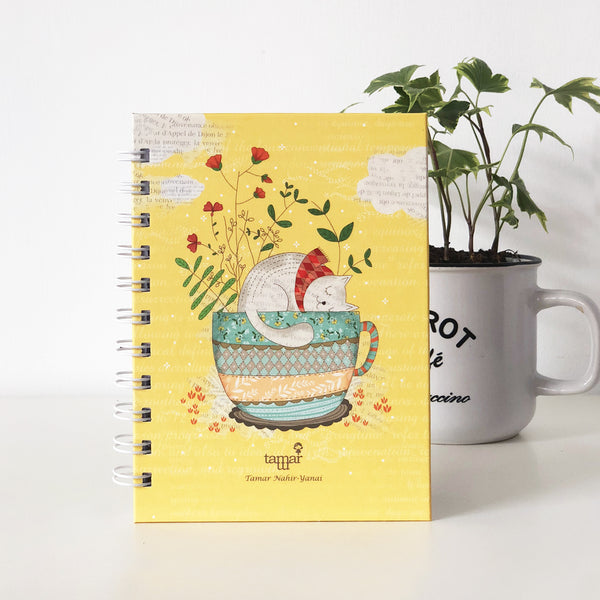 Spiral Mini Notebook - Sweet Dreams