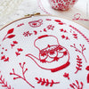"Antique Red Kettle - 6"" embroidery kit"