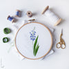 "Bellevalia - 6"" embroidery kit"