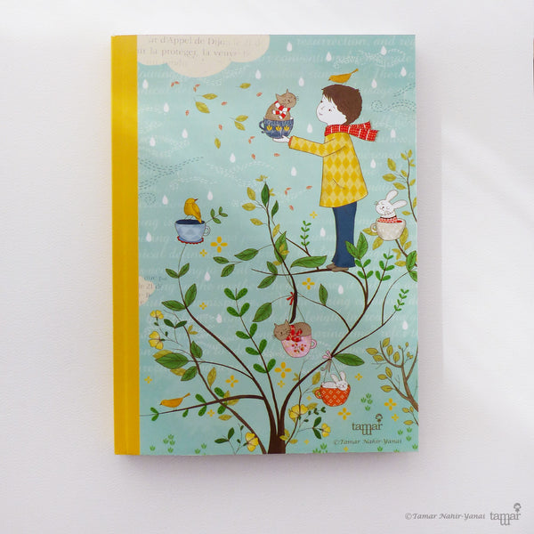 Cats Tree Notebook