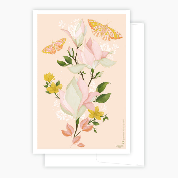 Fresh Bloom Card