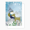 Golden Deer Card