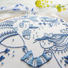 "Ocean Princess - 6"" embroidery kit"