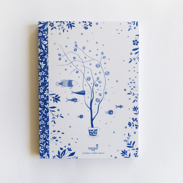 Sea of Wishes Notebook