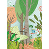 Tea Forest print wall art
