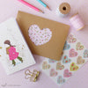 Love Cards series - Complete set of 4 cards