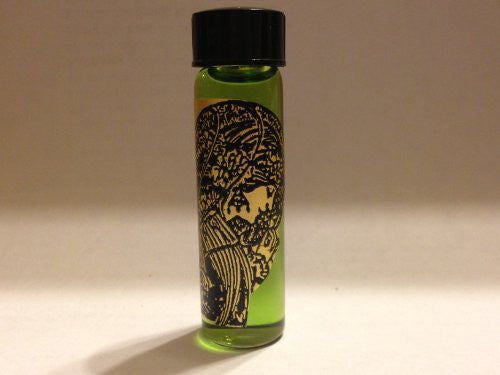 Jade, Scented Magickal Oil 2 Dram Bottle, For the patient millionaire, this formula is designed to inspire vast wealth. It is deeply rich and it involves mystical or windfall money and growth of all kind.